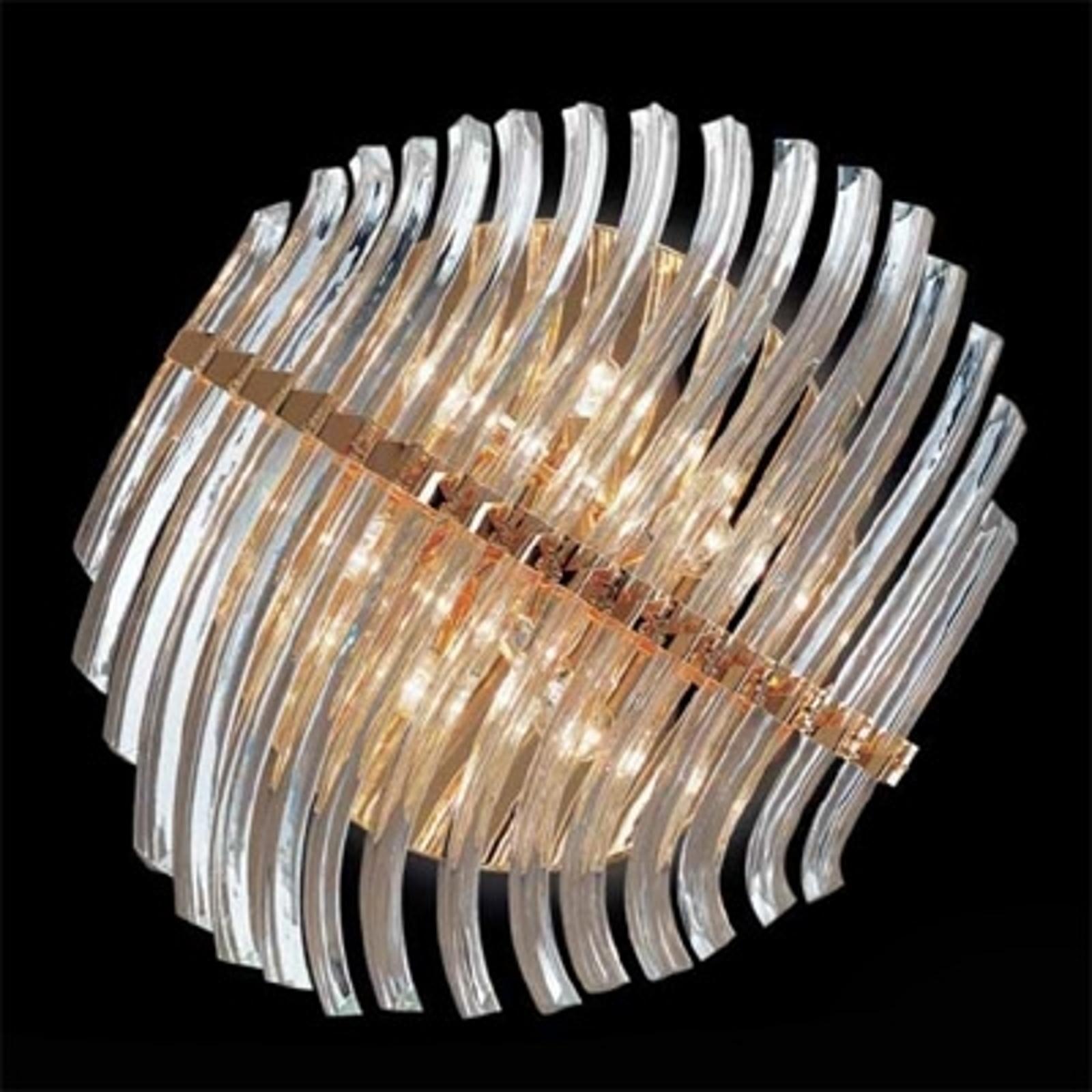 RONDO plafondlamp met chique effect