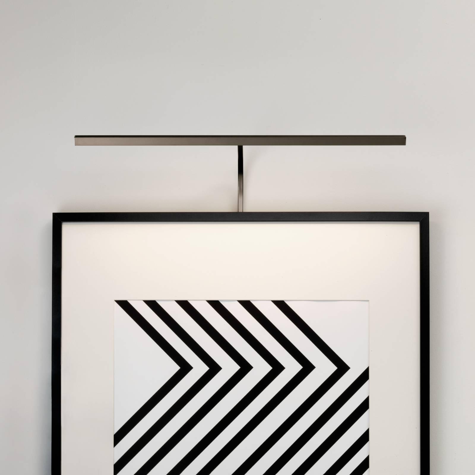 Astro Mondrian Frame Mounted 600 applique bronzo