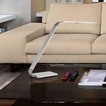 TRAE Maze Z LED stolní lampa, 4000 K hliník
