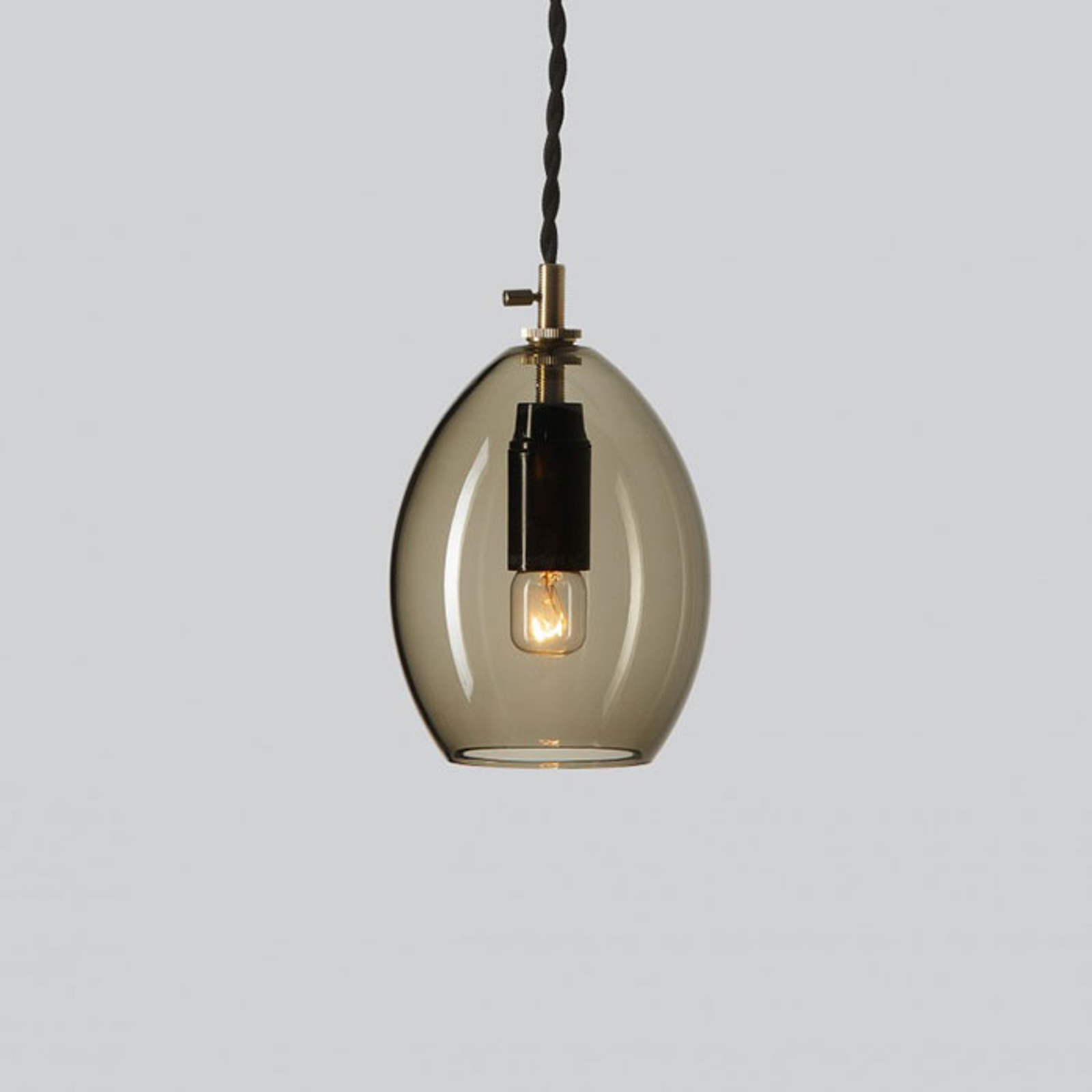 Northern Unika suspension gris fumée, small