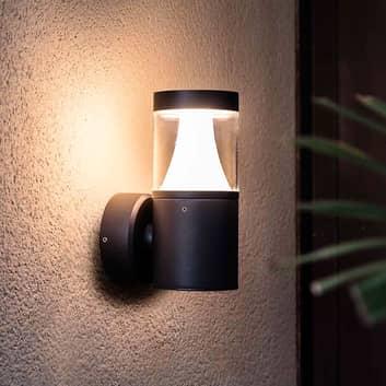 Aplique LED de exterior Plim difusor cónico