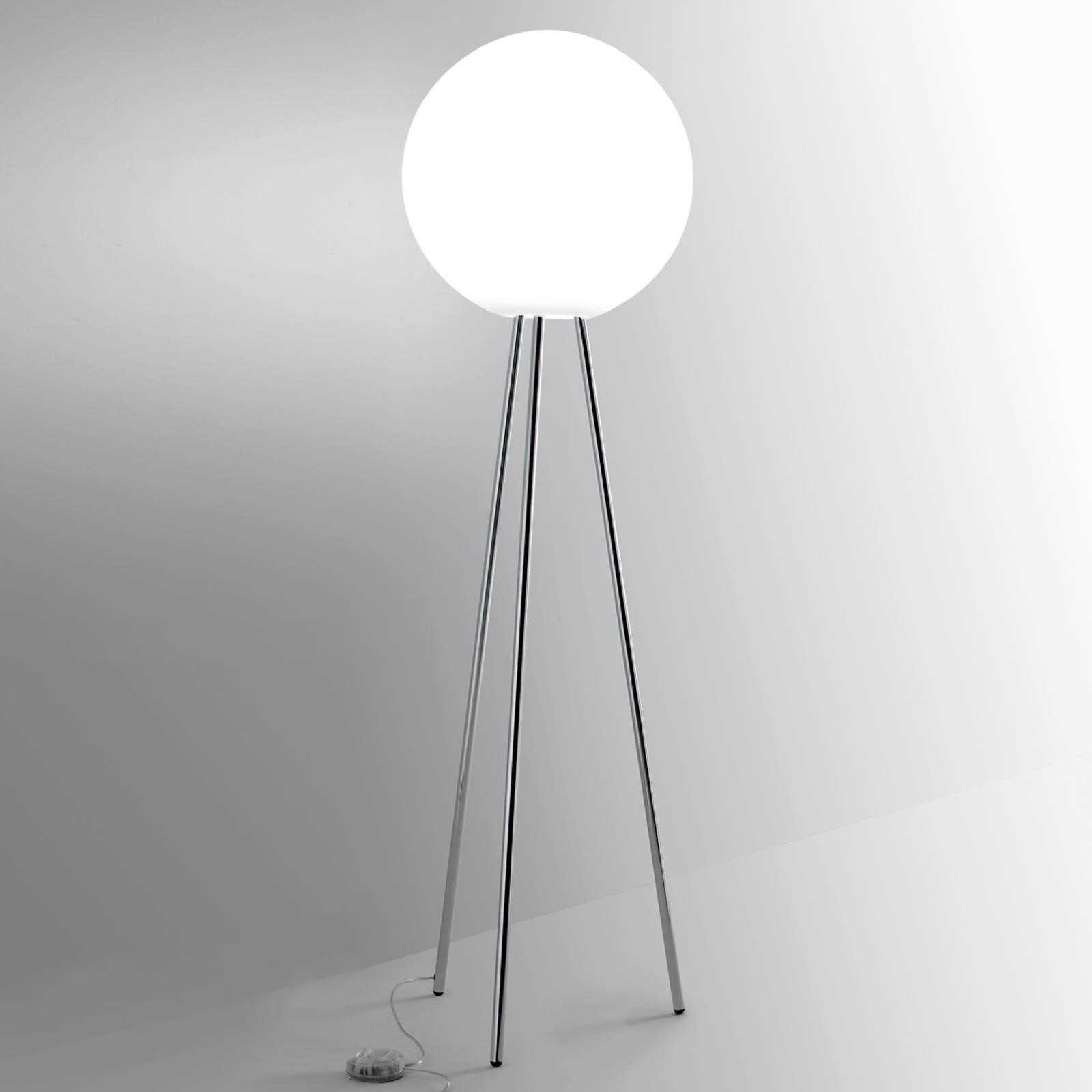 Fraaie design-vloerlamp PRIMA SIGNORA