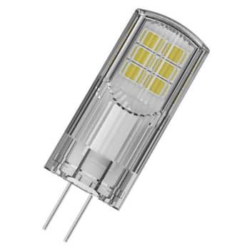 OSRAM LED-stiftlampa G4 2,6W, varmvit, 300lumen