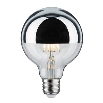 Lampadina LED E27 G95 827 6,5W dicroica dimming