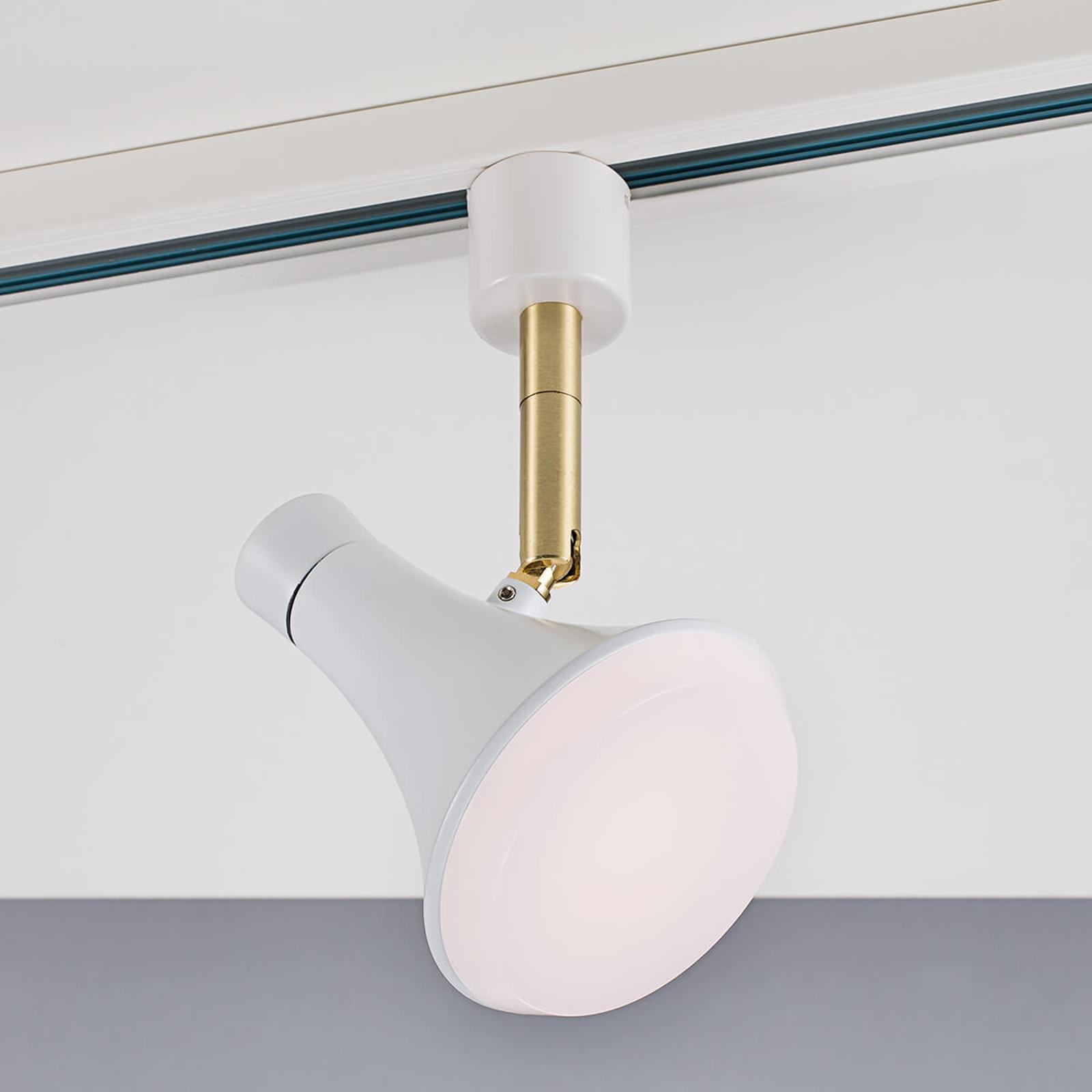 Moderne LED spot Sleeky til HV-skinne Link