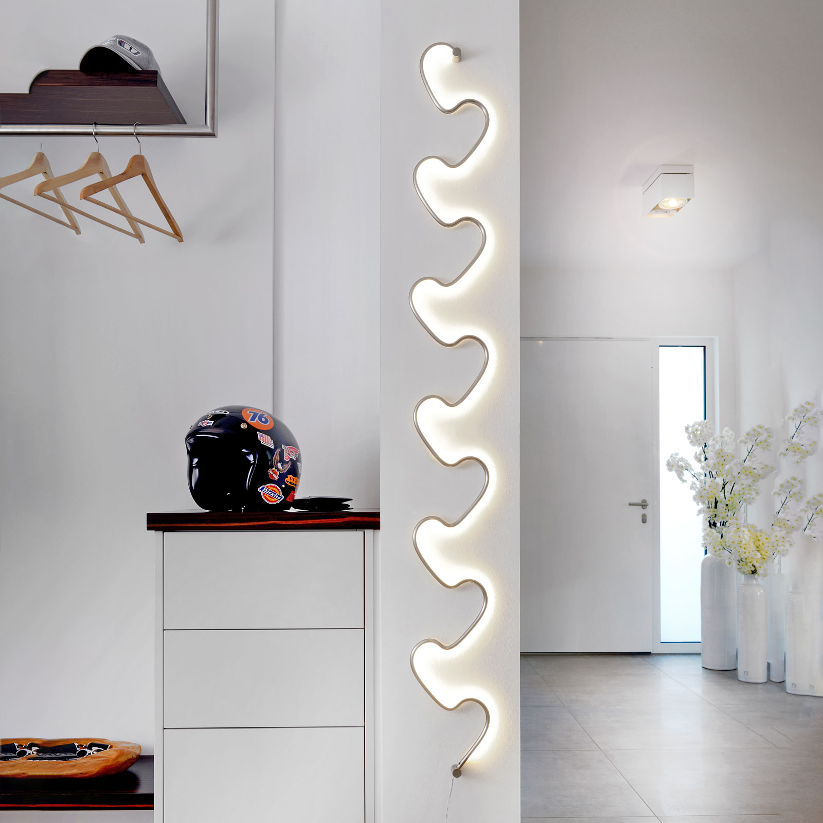 Applique LED Step con spina