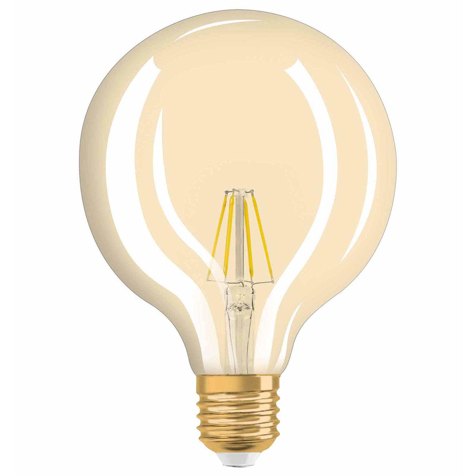 LED-Globelampe E27 4W 824 Vintage Edition 1906