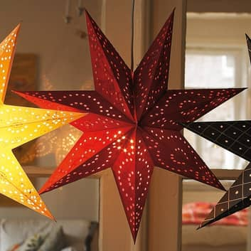 Estrella Aratorp 45 cm en color rojo
