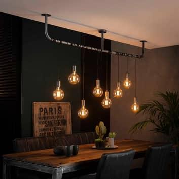 Závěsné světlo Portalight, osm zdrojů