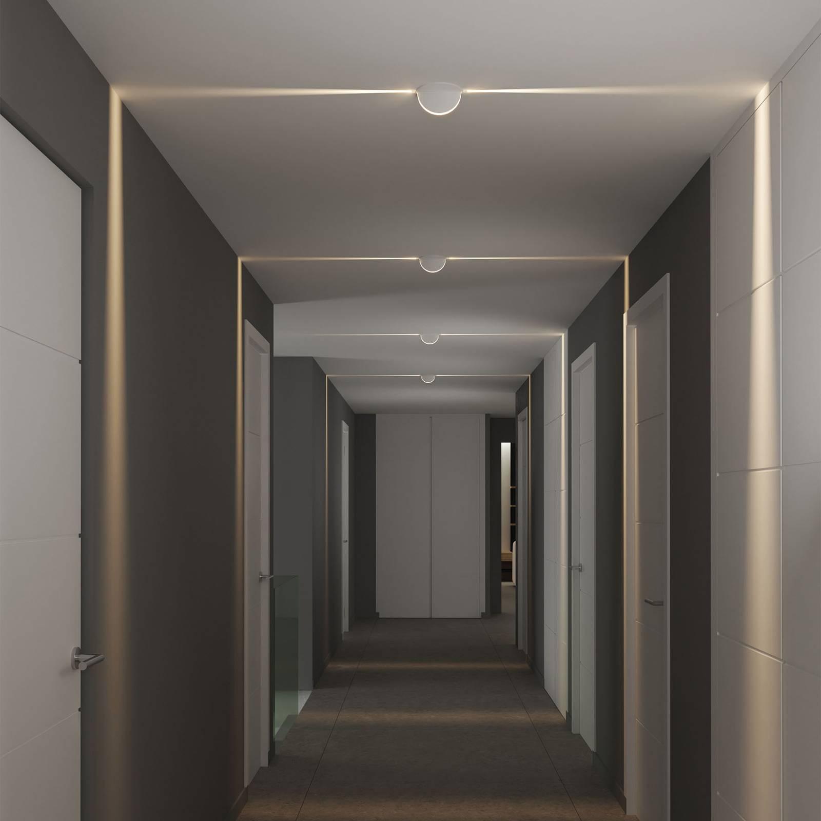 Bilde av Innfelt Led-taklampe Spectra Recessed, Ip54