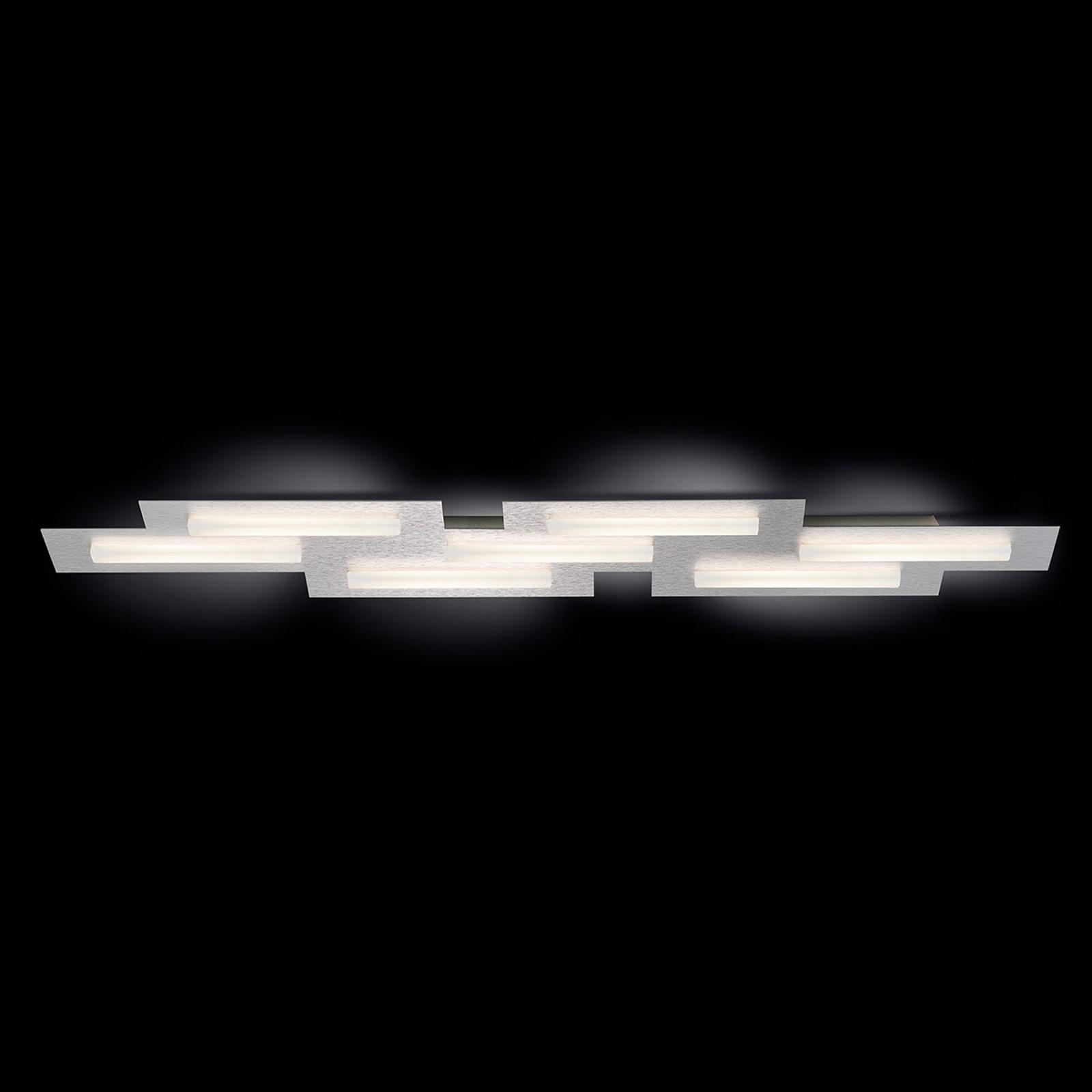 GROSSMANN Fis lampa sufitowa LED, geometryczna