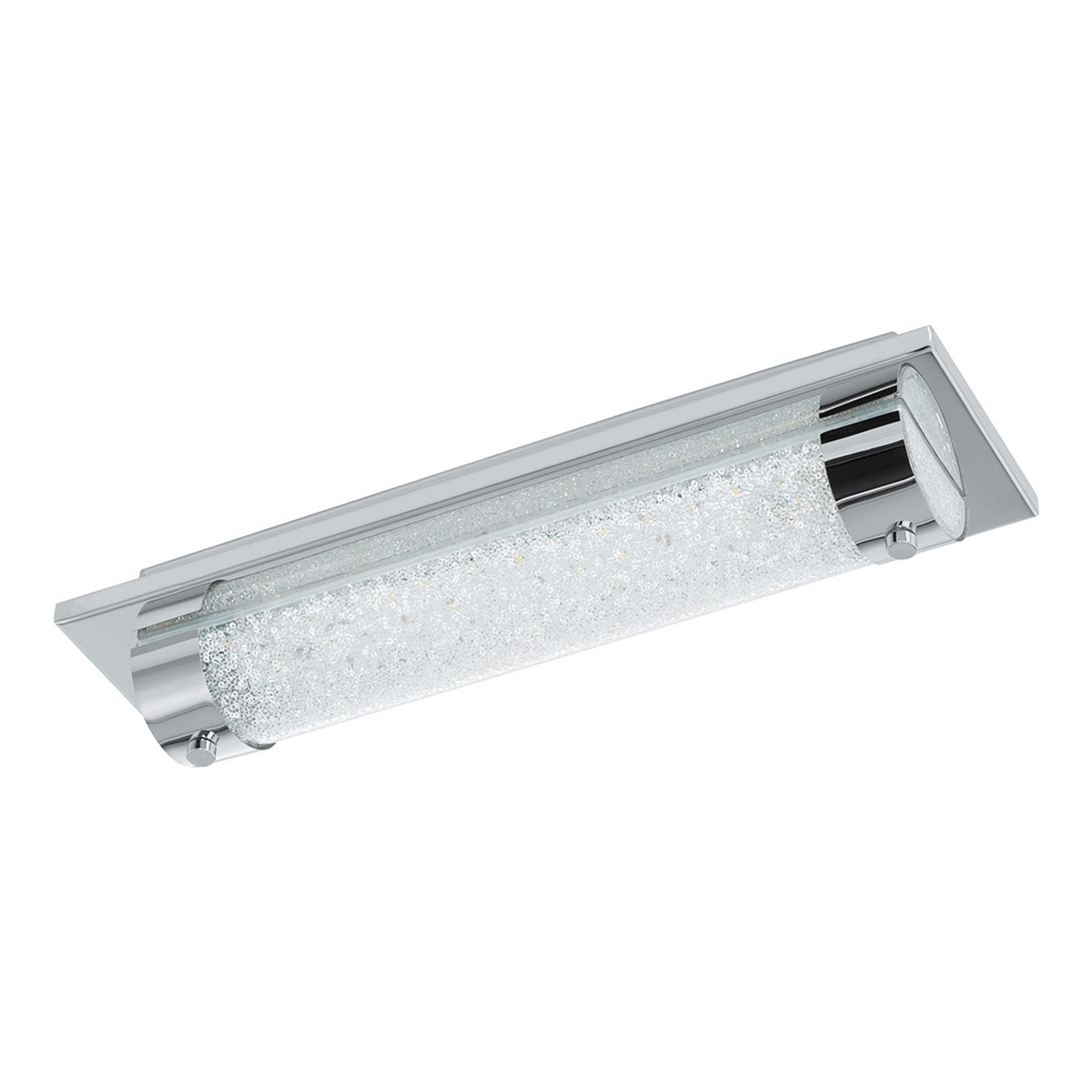 Lampa sufitowa LED Tolorico, długość 35 cm