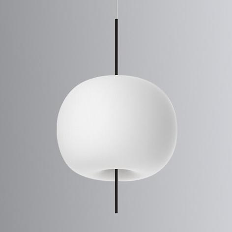 Kundalini Kushi - LED-riippuvalaisin musta