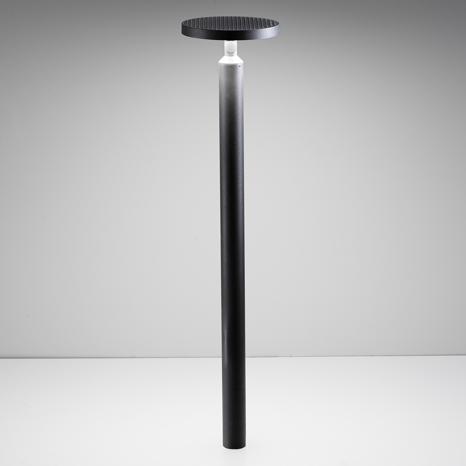 Słupek oświetleniowy LED Girasole regulowany klosz