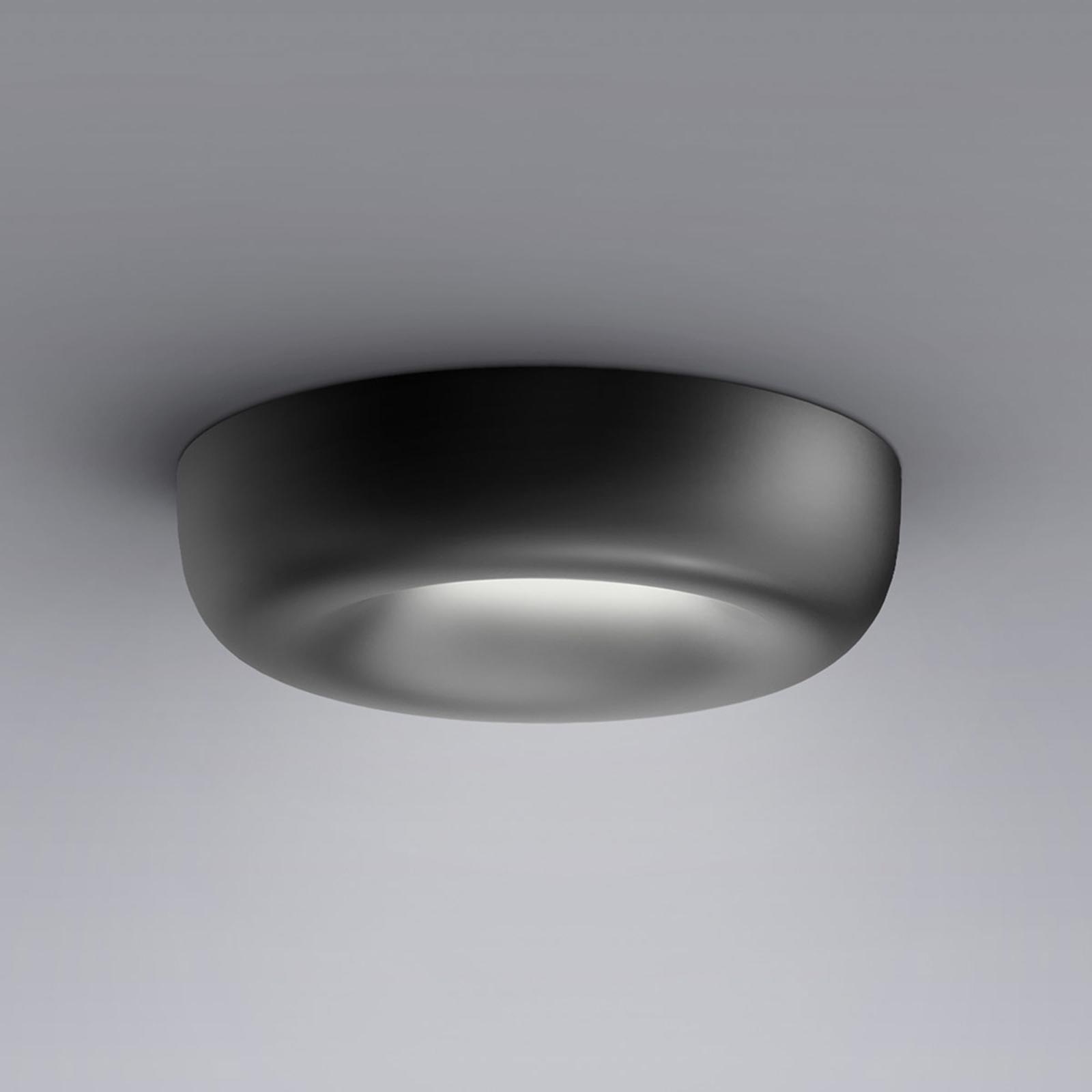 serien.lighting Cavity Recessed S, černé