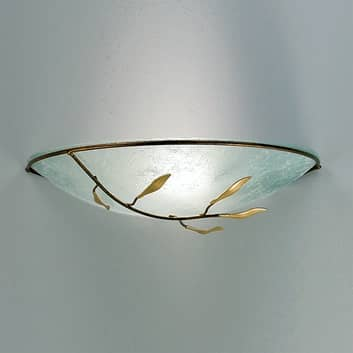 Nástěnné svítidlo REGINE se sklem scavo