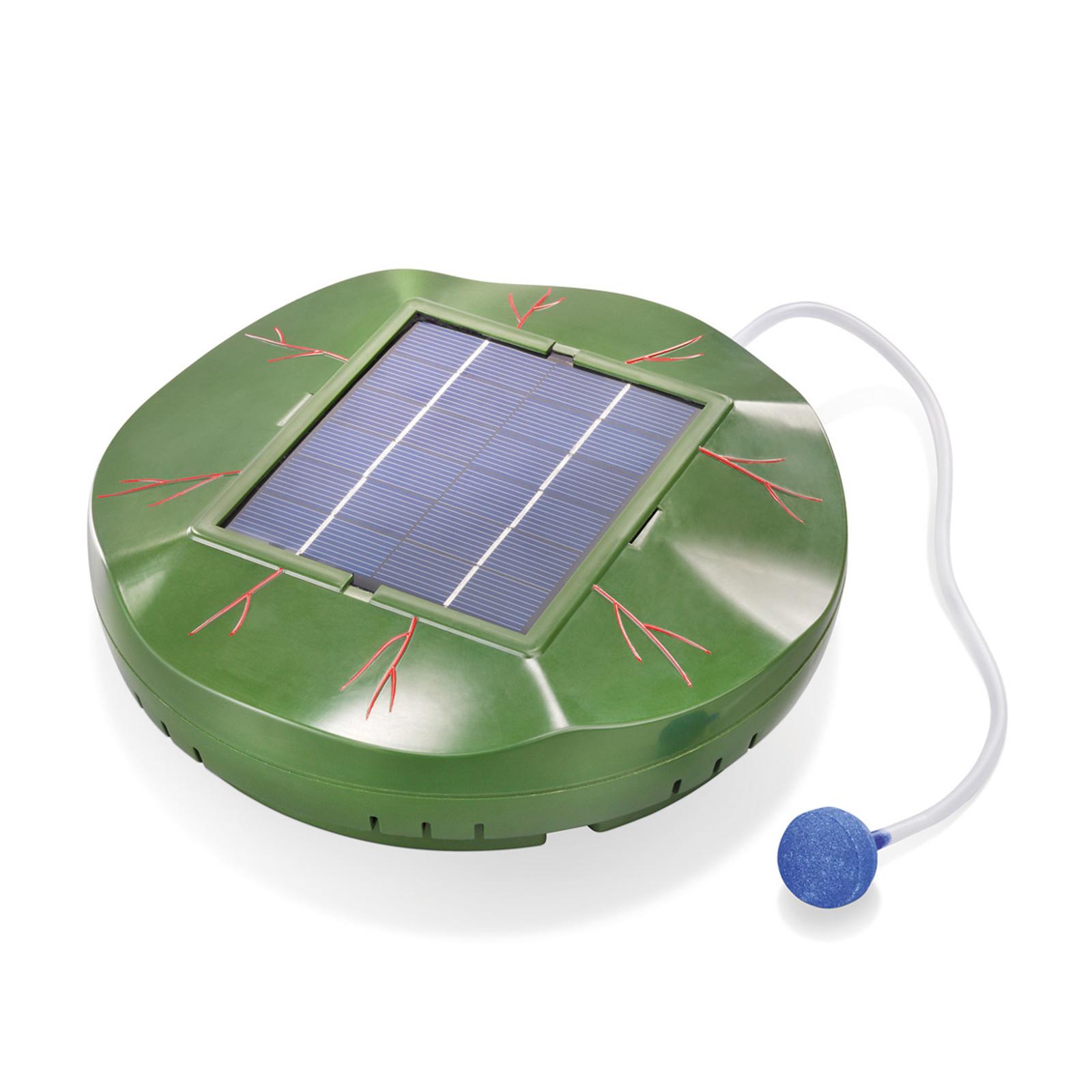 Solcelledrevet lufteventil Floating Air