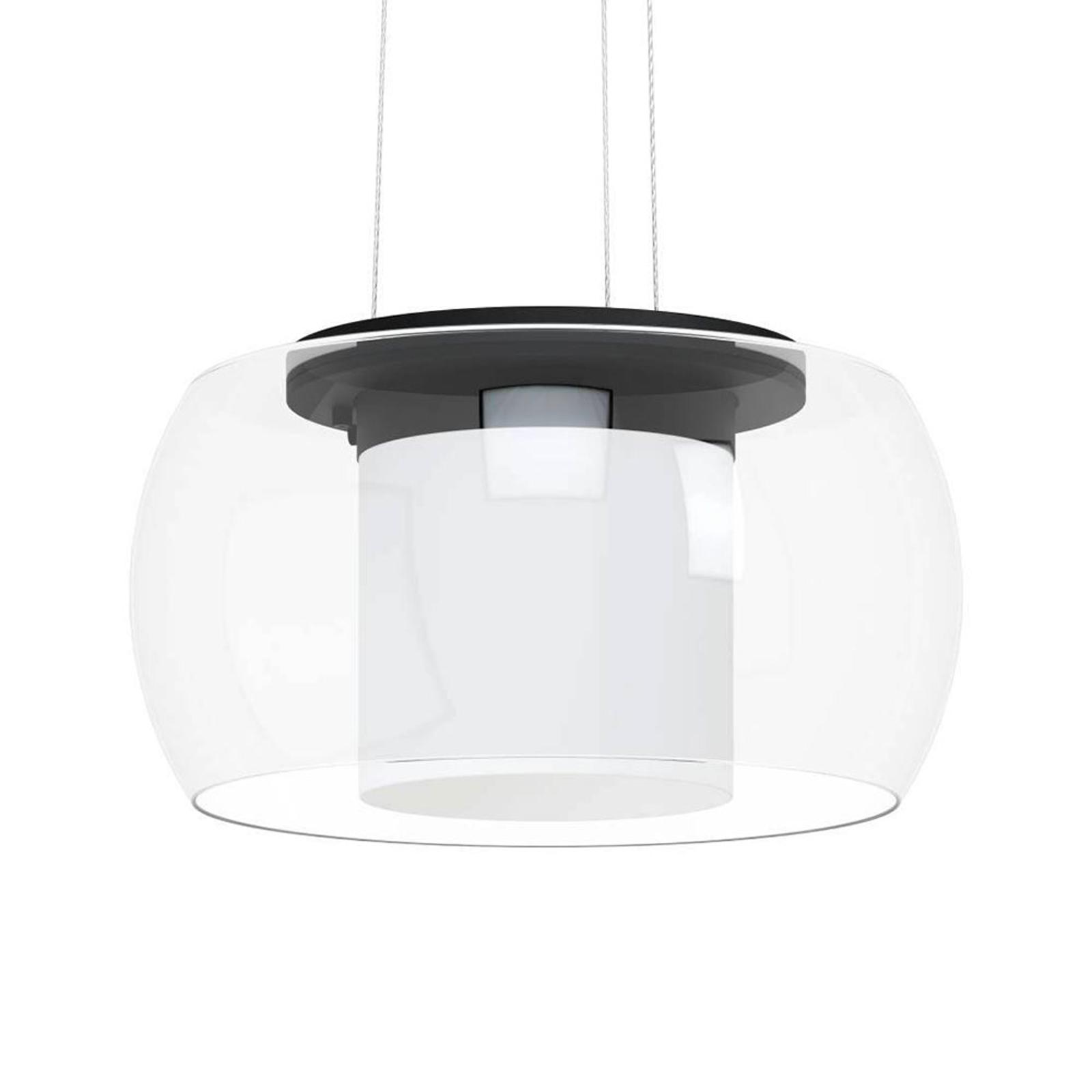 EGLO connect Briaglia-C lampa wisząca LED