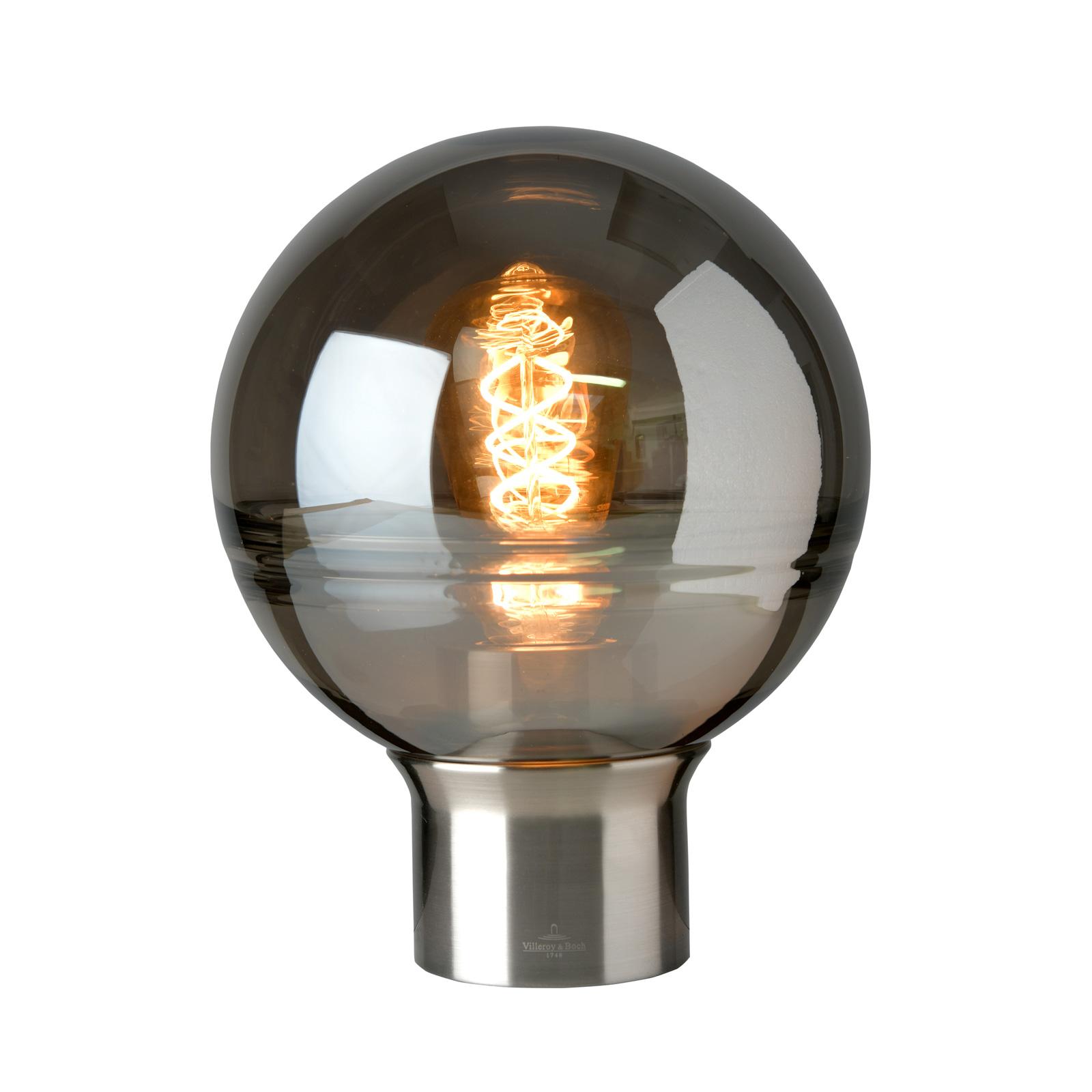 Villeroy & Boch Tokio tafellamp, satijn Ø 20 cm