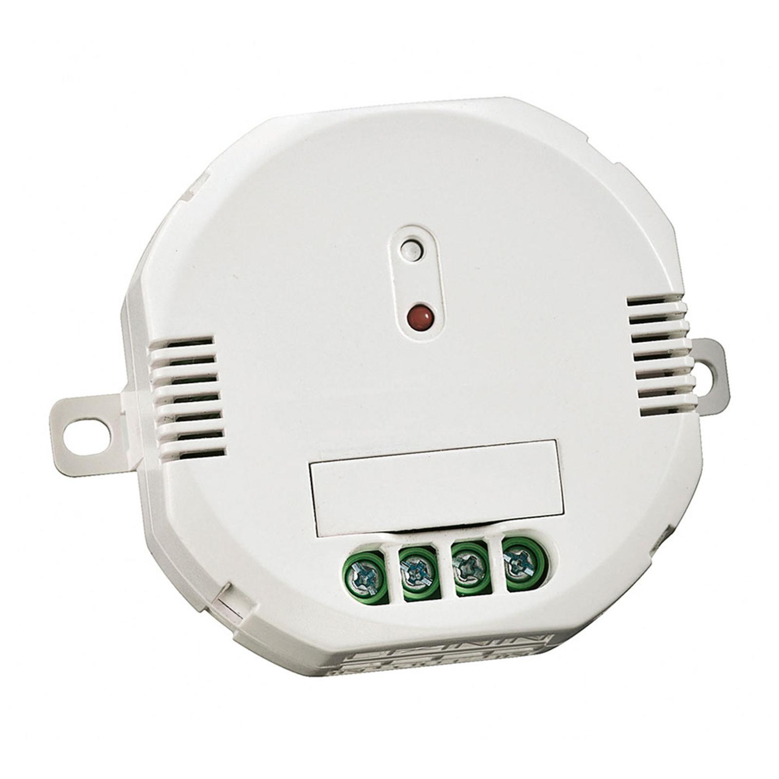 SLV CONTROL BY TRUST radiowy przełącznik, zabudowa