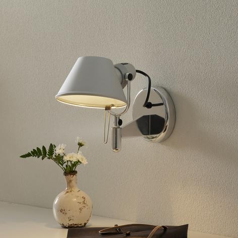 Lille designer væglampe Tolomeo Faretto