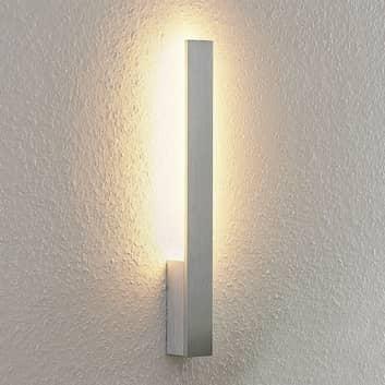 Arrchio applique LED Thiago alluminio spazzolato
