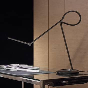 Vielseitige LED-Designer-Tischleuchte Compasso
