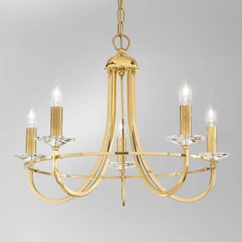 KOLARZ Imperial lustre à 5 lampes