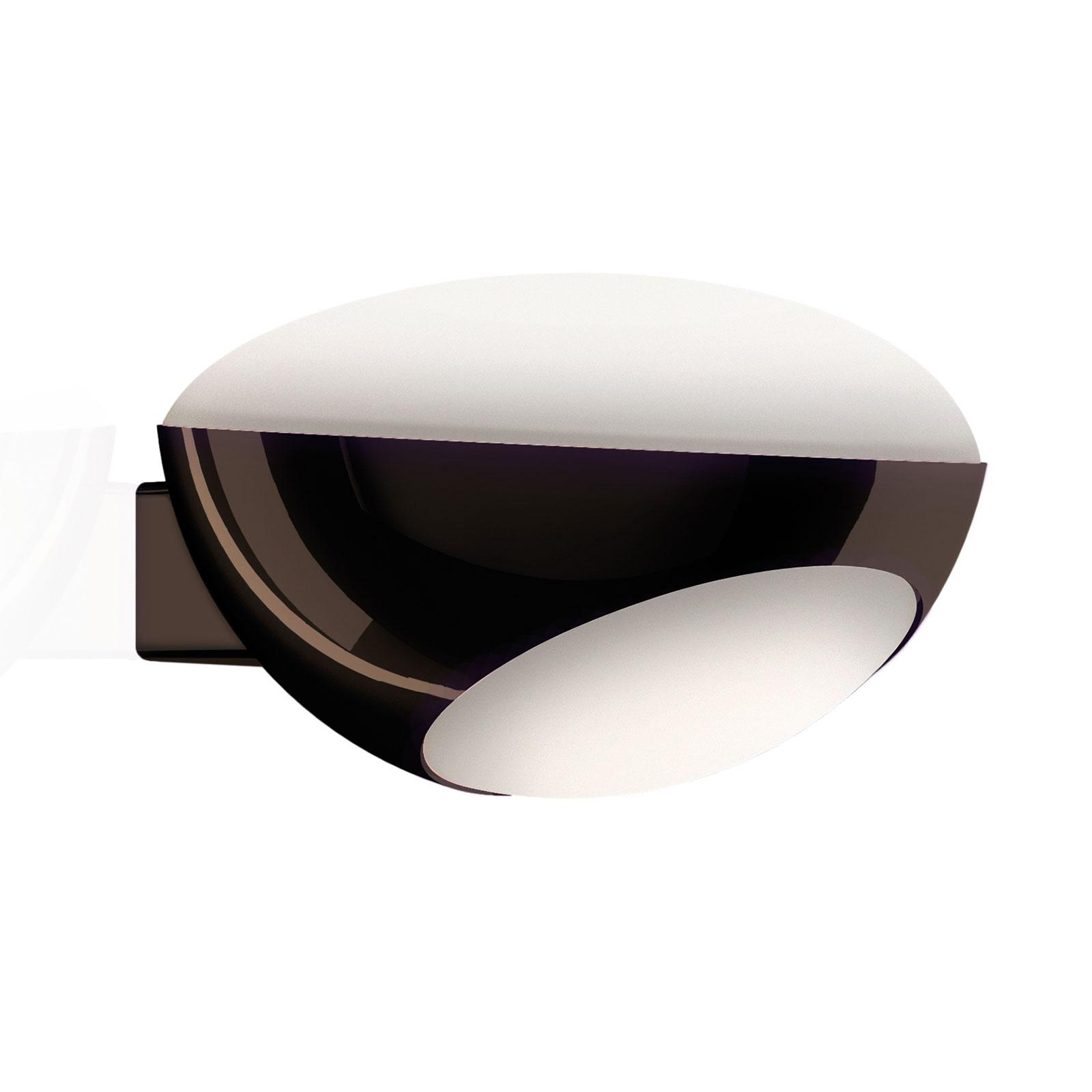 Kundalini Tua applique LED, noire