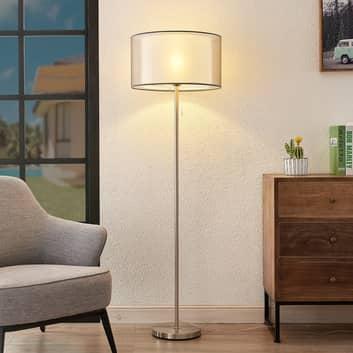 Lindby Taxima stojací lampa, šedá