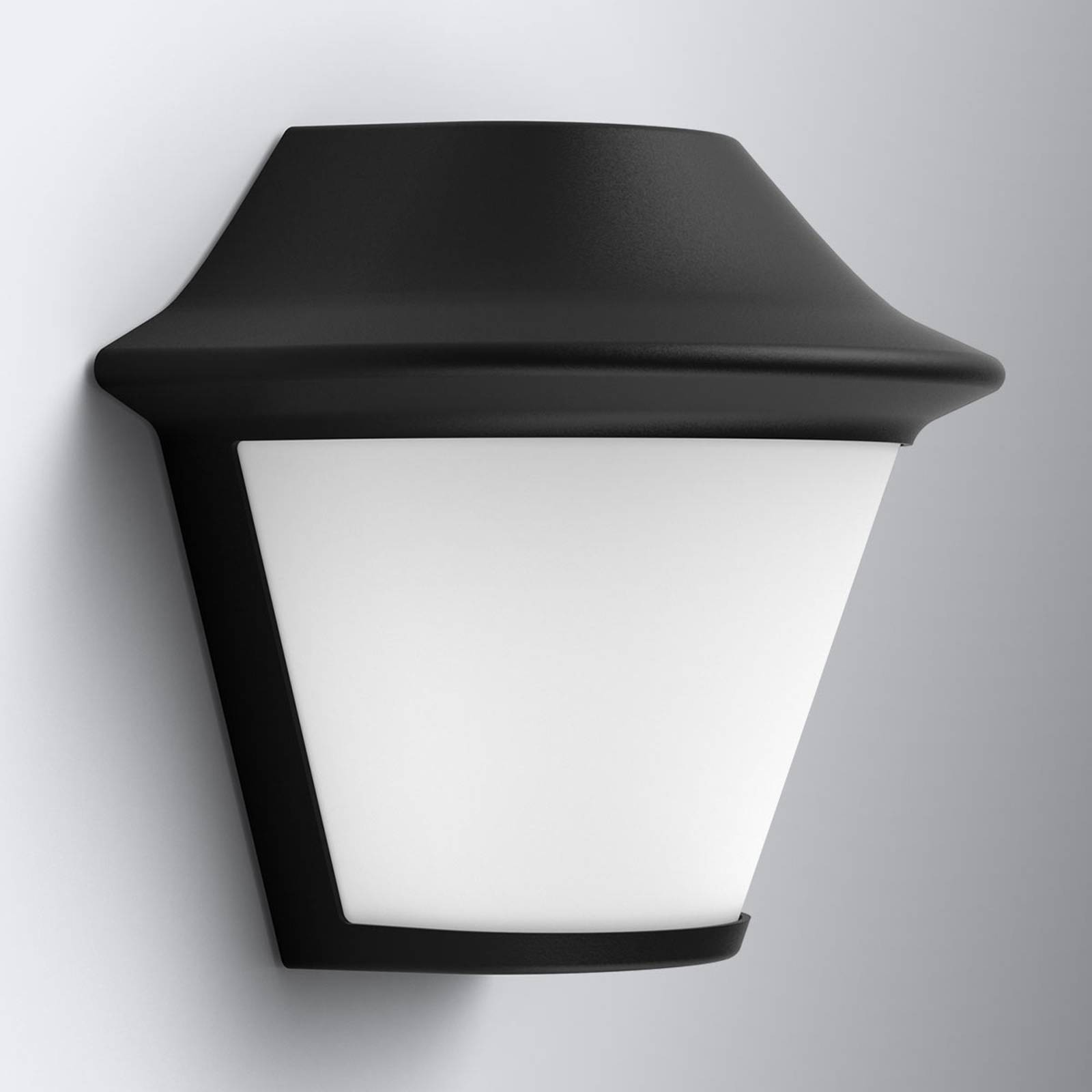 Serres myGarden - zwarte buitenwandlamp