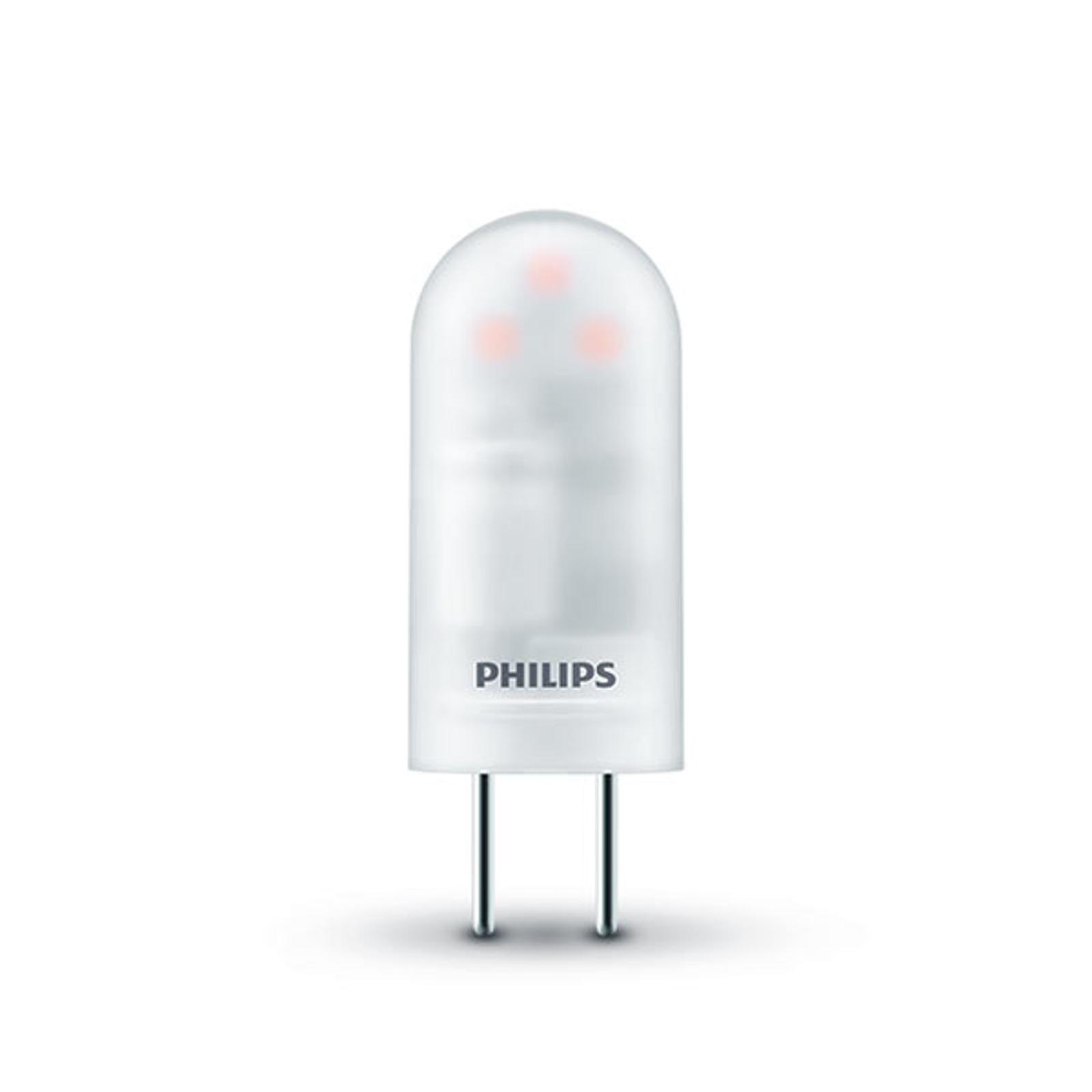 Philips GY6.35 LED-Stiftsockellampe 1,8W 2.700K