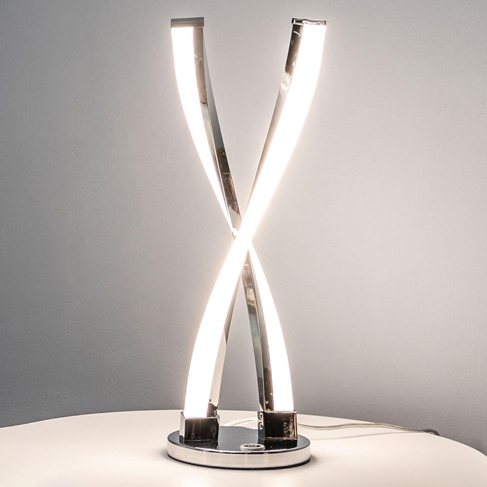LED-Tischleuchte Idana, dimmbar