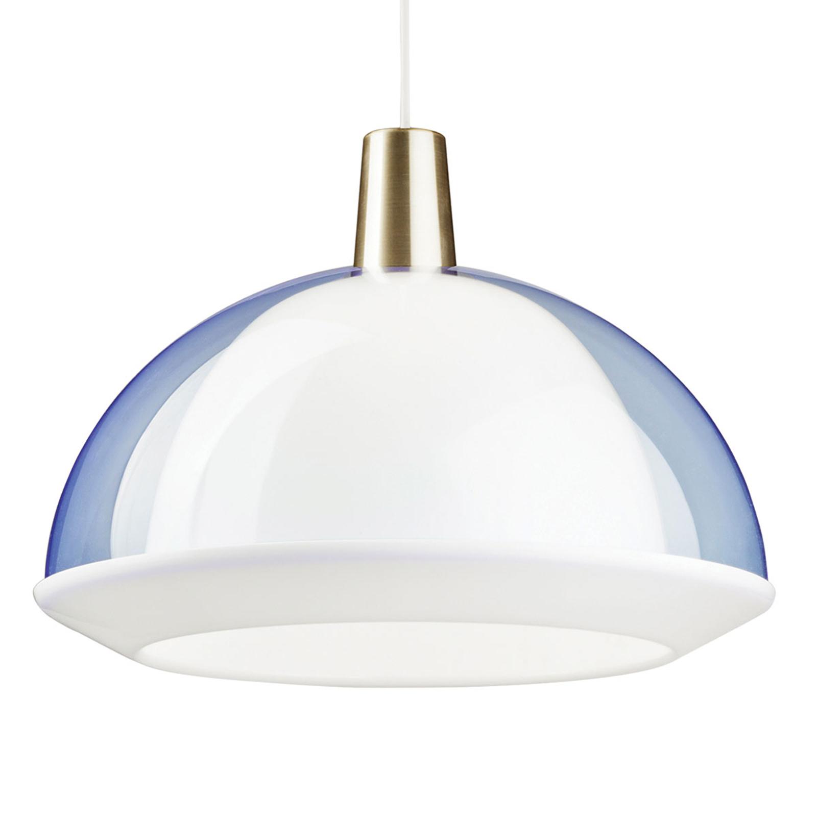 Innolux Kuplat 400 hanglamp 40 cm aquamarijn