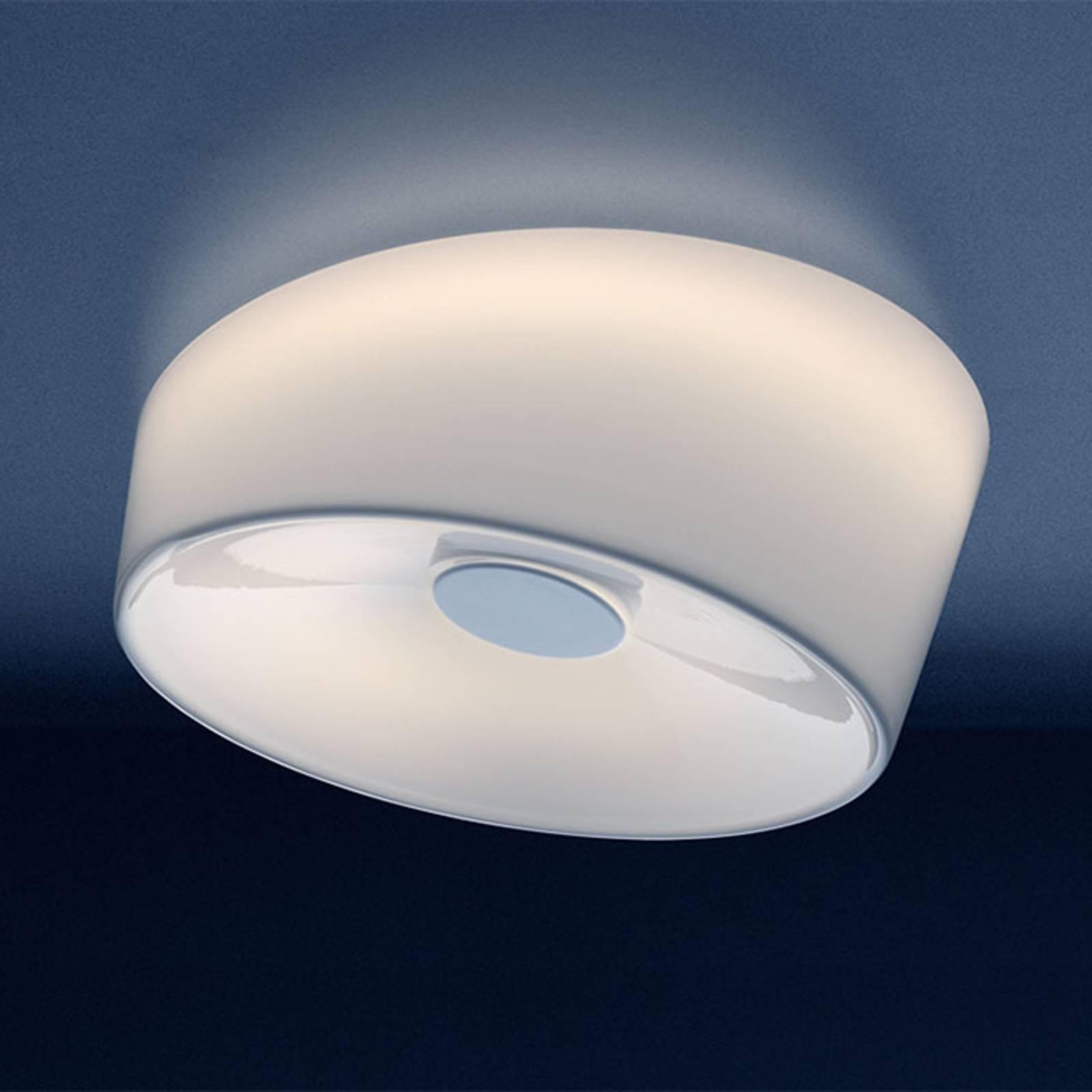Foscarini Lumiere XXS LED-Deckenleuchte, weiß