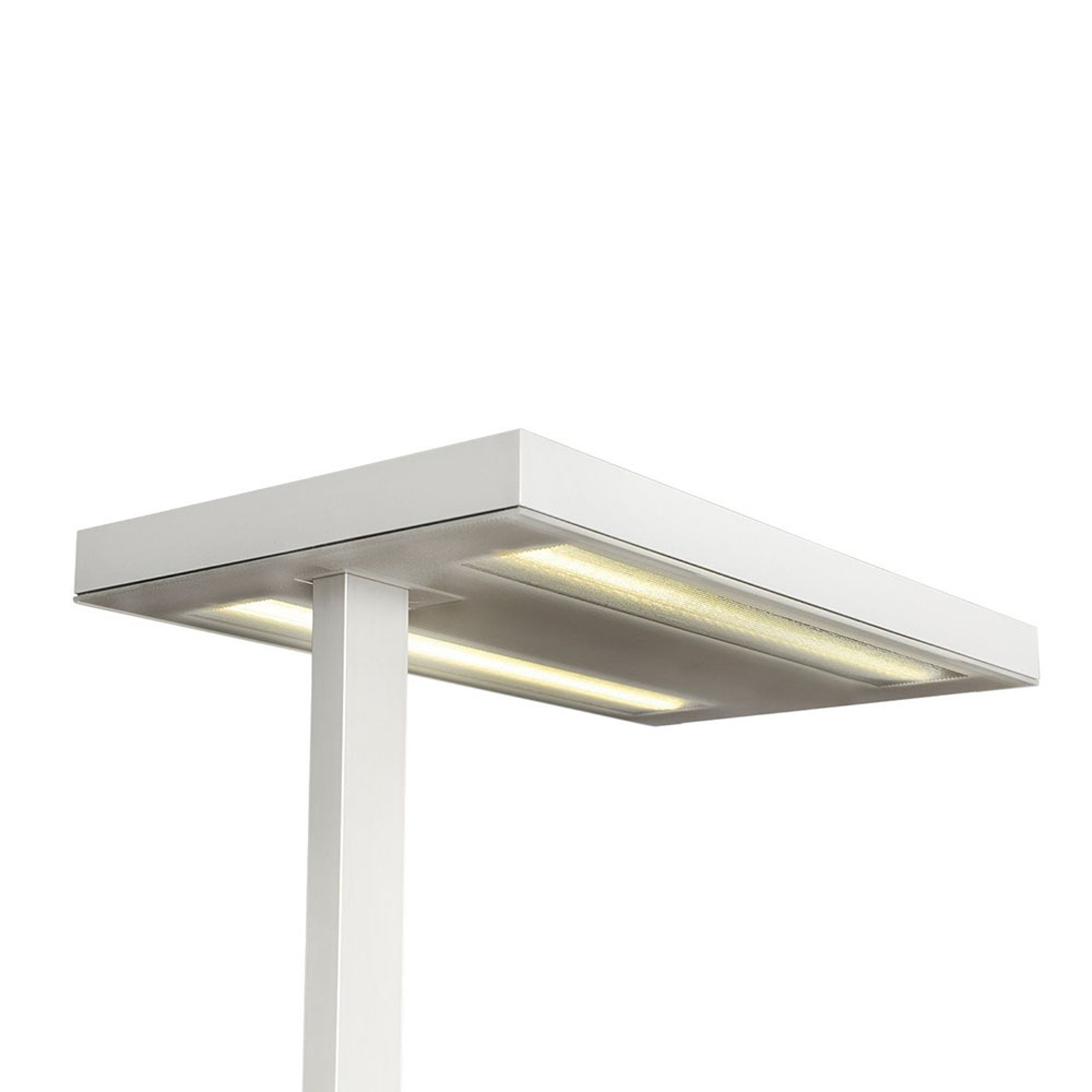 Lampadaire LED Free-F 4000K dimmable capteur blanc