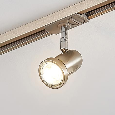 LED-spot Radmir til 1-faseskinnesystem nikkel