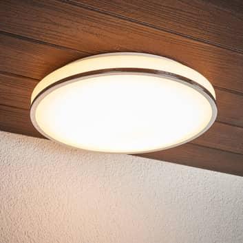 Lampa łazienkowa Lyss, LED, duża moc światła