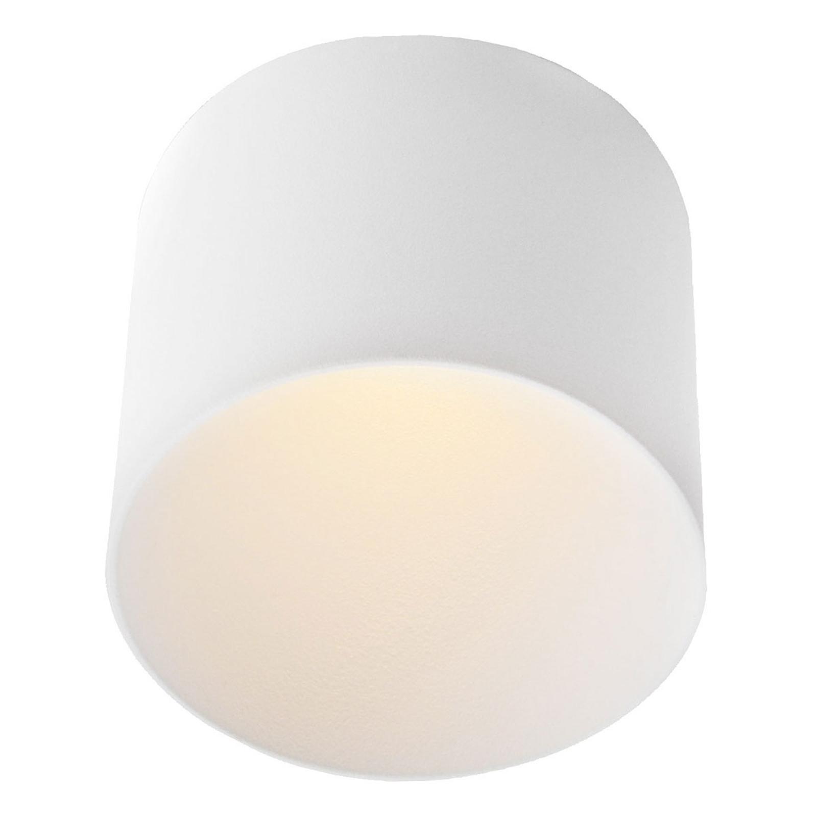 GF design Tubo Einbaulampe IP54 weiß 2.700 K