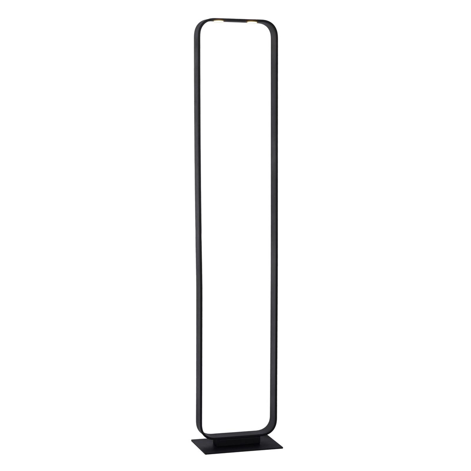 LED vloerlamp Mika in framevorm