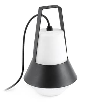 Elegante lámpara de exterior Cat - portátil