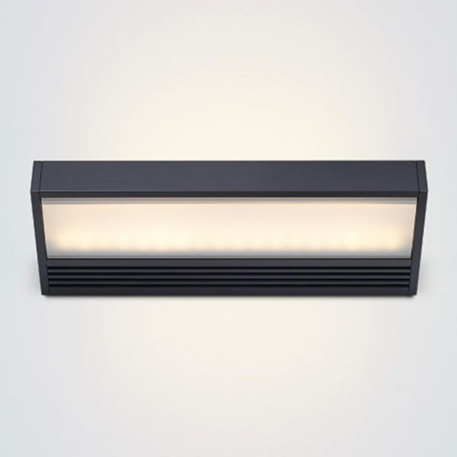 Applique LED noire SML