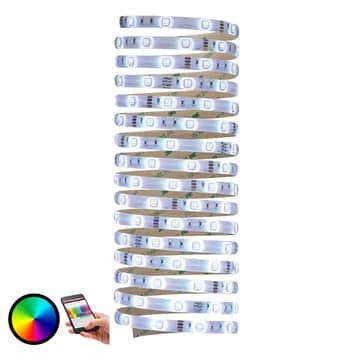 Paulmann Bluetooth YourLED stripesett 5 m RGB 18 W