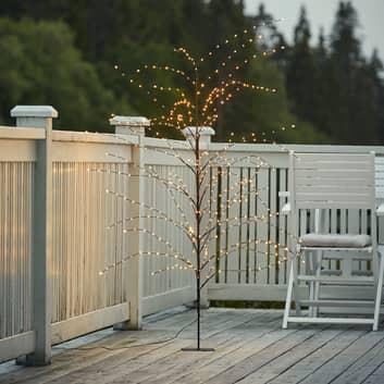 LED-Dekorationsleuchte Reedy, 180 cm hoch
