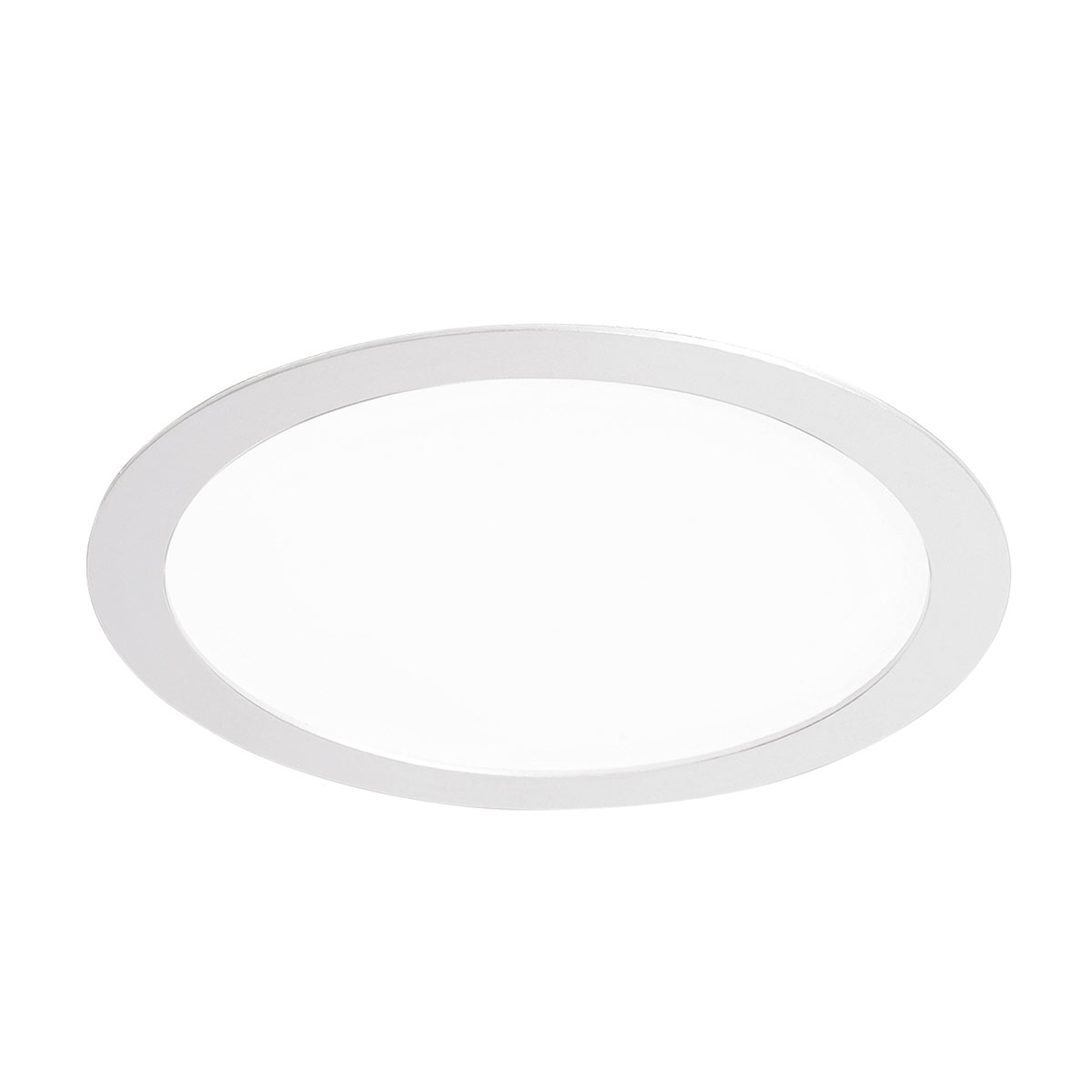 Moon Round LED-downlight 12W, 4 000 K
