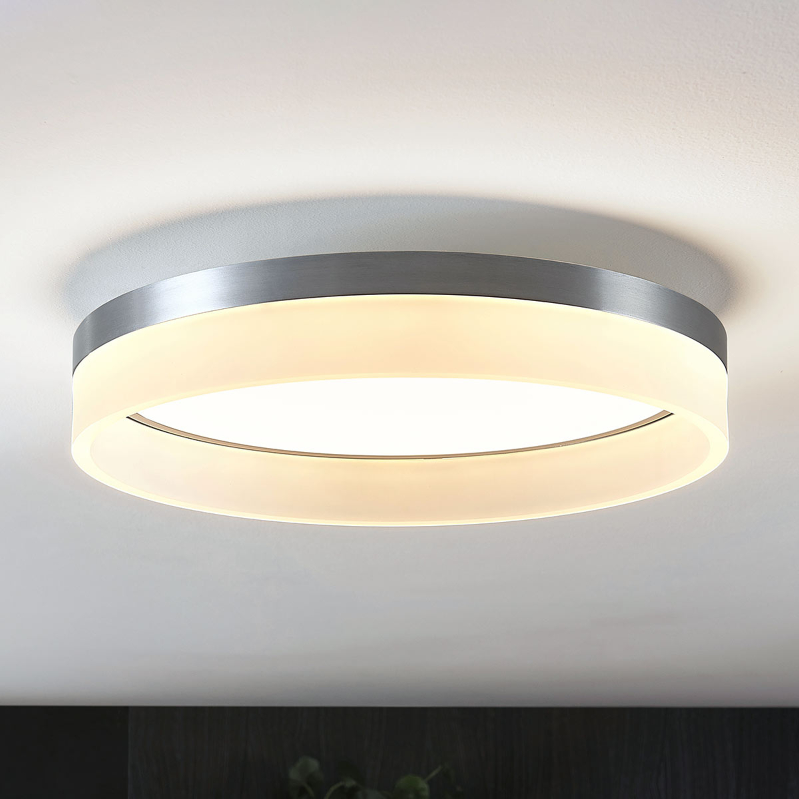 Lampa sufitowa LED Jessica, okrągła