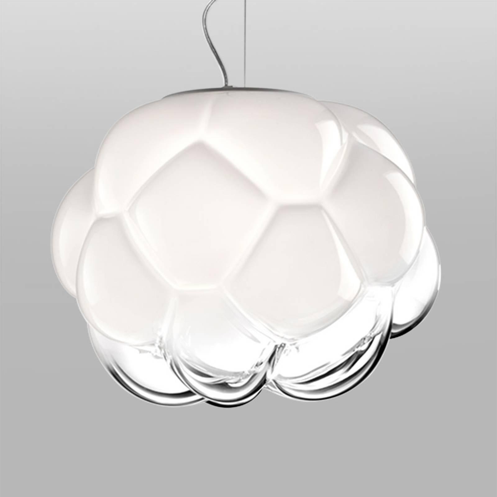 Suspension LED en forme de nuage Cloudy 40 cm