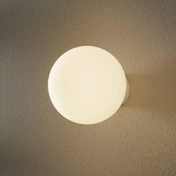 Fabbian Lumi Sfera glas-wandlamp, Grivory®
