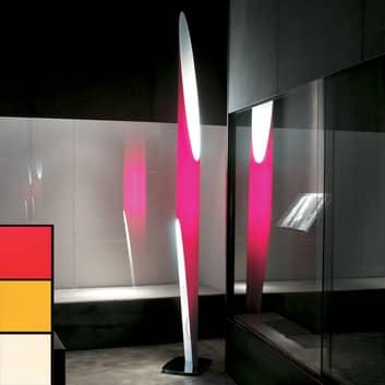 Efektowna lampa stojąca Shakti
