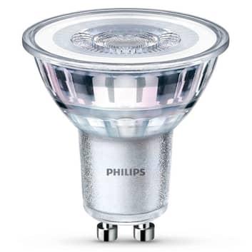 GU10 PAR16 -LED-heijastinlamppu 4,6W, 2700K
